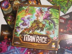 Tournoi Titan Race, Paris 14è