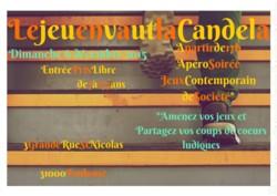 Le jeu en vaut la Candela... à Toulouse !