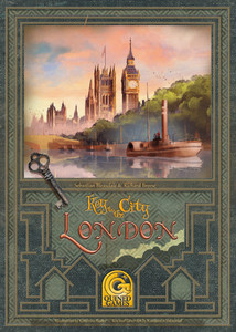 Key to the City - London (Master Print)