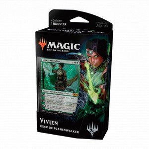 Magic the Gathering : Edition 2019 - Planeswalker Deck Vivien