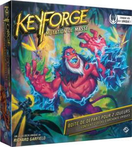 Keyforge - Mutation de masse (set de base)