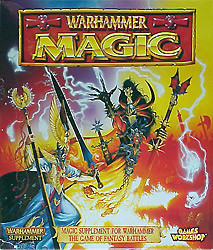 Warhammer Battle Magie