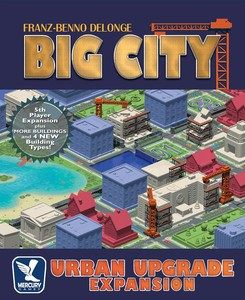 "Big City - 20th Anniversary Jumbo Edition - Extension ""Urban Upgrade"""