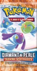 Pokemon JCC : Diamant & Perle - Trésors Mytérieux