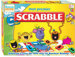 Mon premier Scrabble - Les Monsieur Madame