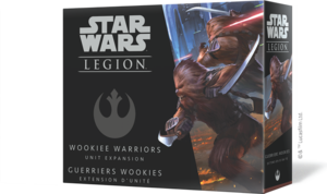 Star Wars : Légion - Guerriers Wookies