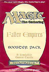 Magic the Gathering : Fallen Empires