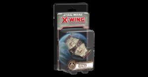 X-Wing : Jeu de Figurines -  Bombardier Scurrg H-6