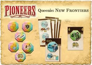 Pioneers - Queenie 1 - Nouvelles Frontières