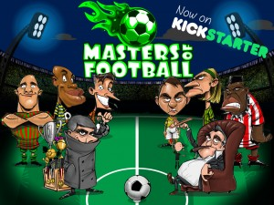 Masters of Football by Thinking of a Number   Kickstarter