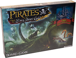 Pirates : Quest of the Davy Jones Gold