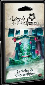 La Légende des Cinq Anneaux LCG : Le Trône du Chrysanthème