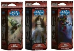 Star Wars Miniatures : Jedi Academy : Booster