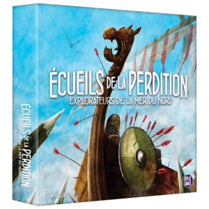 "Explorateurs de la Mer du Nord - Extension ""Écueils de la Perdition"""