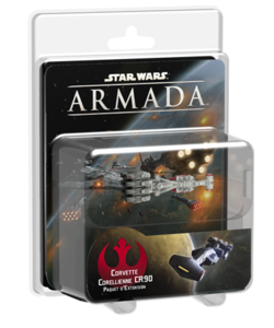 Star Wars: Armada : Corvette Corellienne CR90
