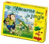 Vacarme dans la Jungle