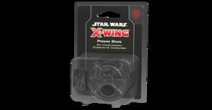 Star Wars : X-Wing 2.0 - Kit d'amélioration Cadrans de manoeuvres Premier Ordre