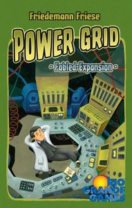"Power Grid - Extension ""Fabled Expansion"""