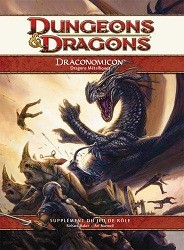 Dungeons & dragons 4 : Draconomicon 2