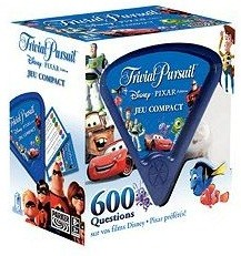 Trivial Pursuit - Disney Pixar