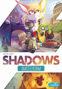 Les retours Presse sur Shadows - Amsterdam, le nouveau jeu de Libellud !