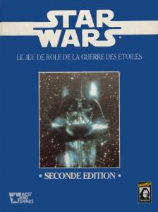 Star Wars Le Jeu de rôle de la Guerre des Etoiles - Seconde Edition - RPG D6