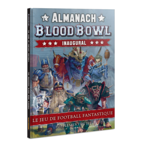 Almanach Blood Bowl inaugural