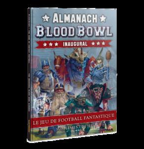 Almanach Blood Bowl inaugural