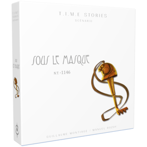 T.I.M.E Stories - Sous le masque