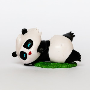 "Takenoko - Extension ""Chibis"" (Collector's Edition) - Bébé Panda ""Happy"""