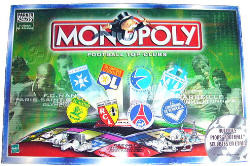 Monopoly - Football top clubs