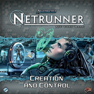 Android : Netrunner - Creation and Control