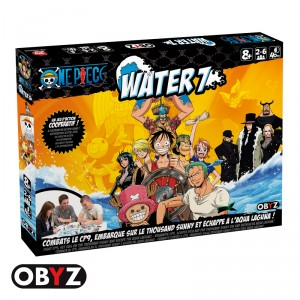 One Piece Water 7
