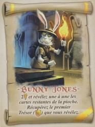 "Bunny Kingdom - Goodie ""Bunny Jones"""