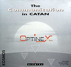 Optinex - The Communication in Catan