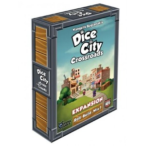 Dice city - Crossroads expansion