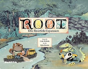 Root : The Riverfolk Expansion - édition originale VO