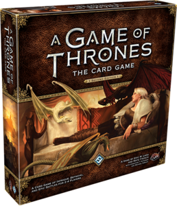 Game of Thrones: The Card Game, Second Edition