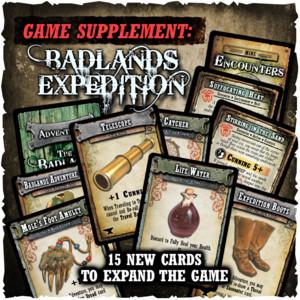 Shadows of Brimstone - Badlands Expedition