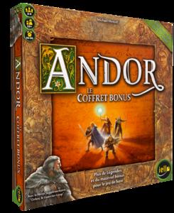 Andor : Coffret Bonus