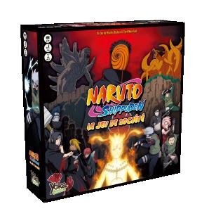Naruto Shippuden : Le jeu de société