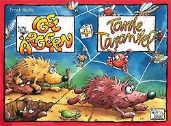 Igel Ärgen + Tante Tarantel