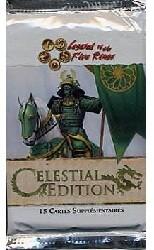 Legend of the Five Rings (JdC) : Edition Céleste