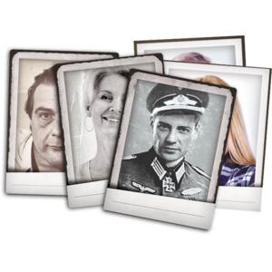 Detective - Portraits Polaroid