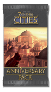 7 Wonders Cities : Anniversary Pack
