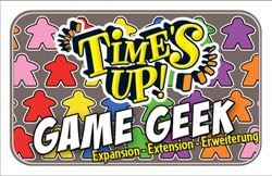Time's Up ! Game Geek