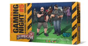 Zombicide Gaming Night #5: Bluehand Protocol