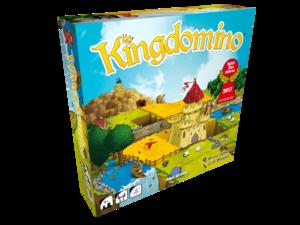 Kingdomino: mon royaume pour un domino