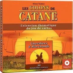 Les Colons de Catane : Chevaliers & Marchands