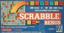 Scrabble Rébus
